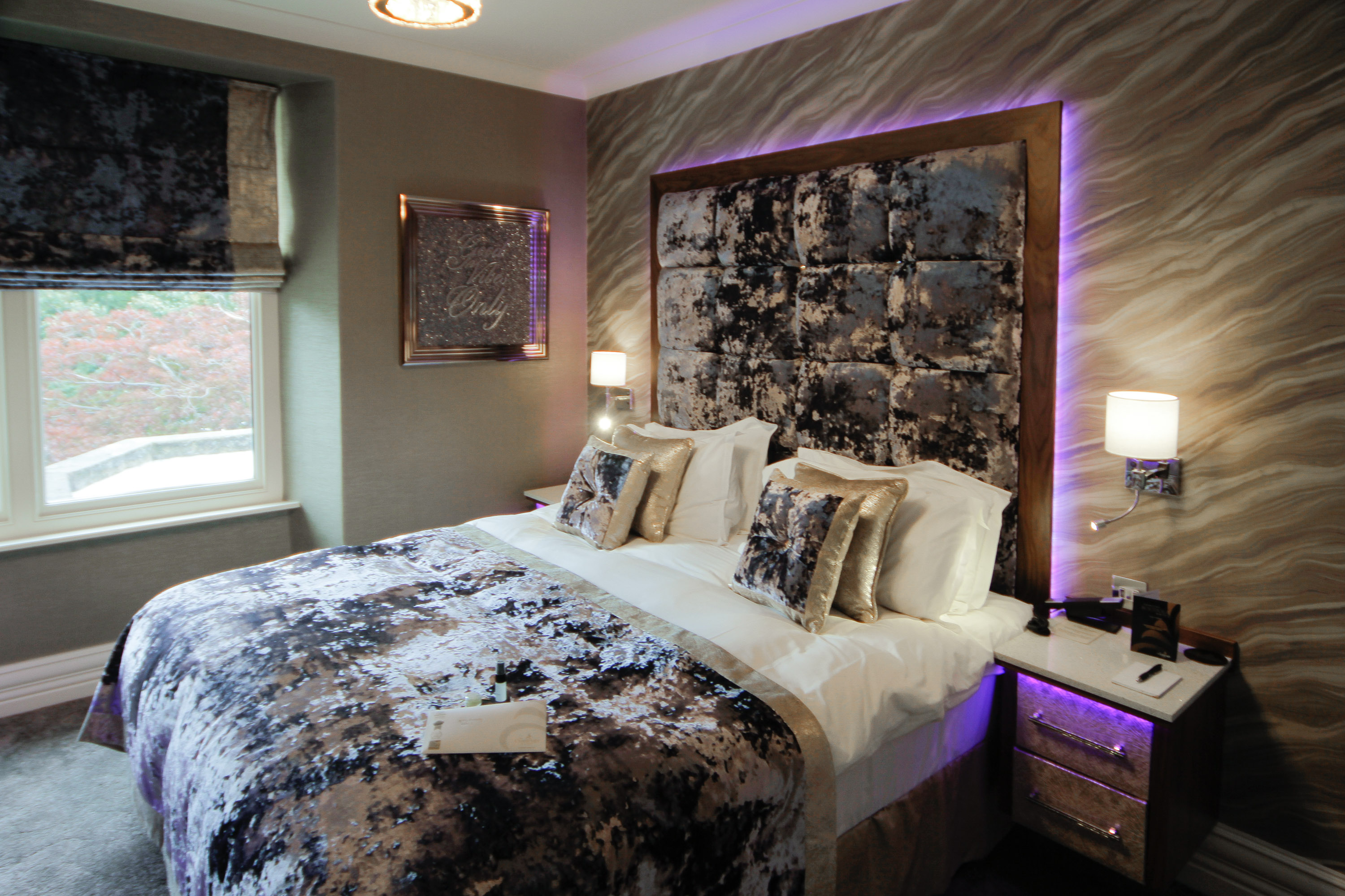 superior rooms at the cranleigh boutique hotel  lake district