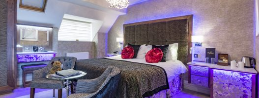 Best Available Dinner, Bed & Breakfast – The Cranleigh Boutique Hotel