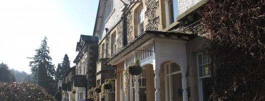 boutique hotel lake district