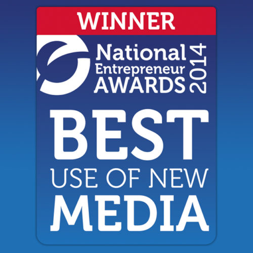 Best Use of New Media 2014 – Travel Marketing Awards