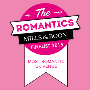 Most Romantic Venue in the UK – Mills & Boon 2015
