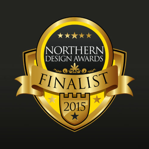 Northern Design Awards Finalist – Commercial Hotel interior Design 2015