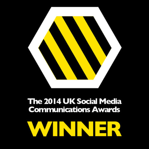 1st Place Winner – Social Media Communications Award 2014