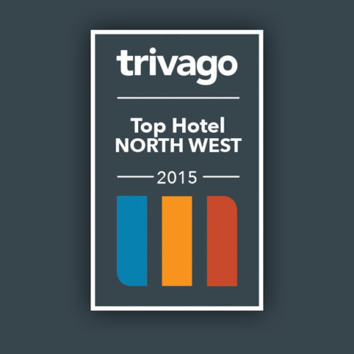 Top Rated Hotel in the North West Region – Trivago Awards 2015