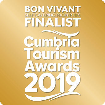 Bon Vivant Cumbria Tourism Awards 2019 Finalist